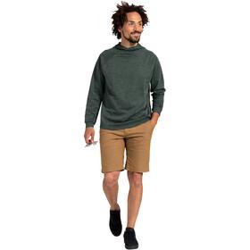 VAUDE Mineo Hættetrøje Herrer, grøn
